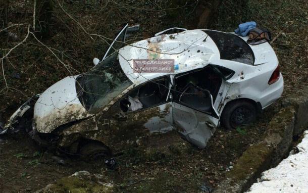 Семья сдетьми чуть непогибла в трагедии под Геленджиком, ФОТО Кубань