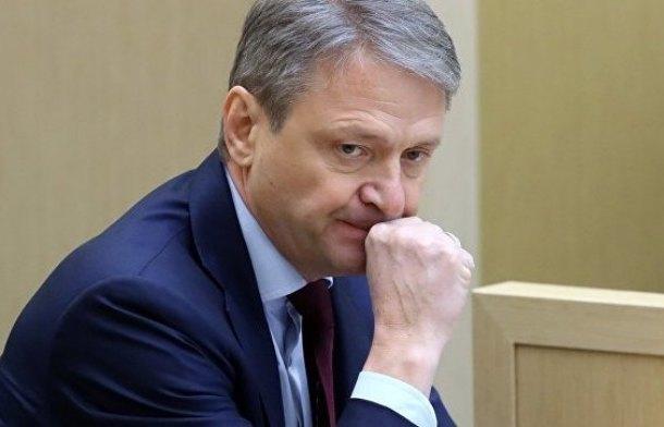 Экс-губернатор Кубани Александр Ткачев потерял место министра сельского хозяйства
