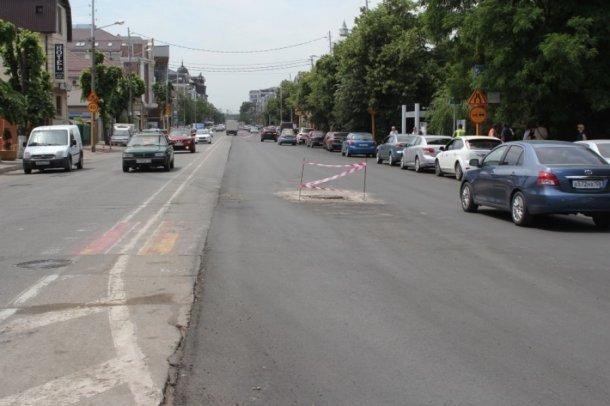 Губернатор раскритиковал работу дорожников иответственных чиновников вКраснодаре