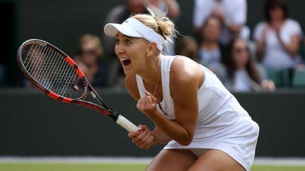 Веснина признана лучшей теннисисткой марта поверсии WTA