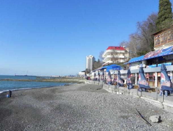 ВСочи снесут самострои ирасширят прогулочную зону нанабережной