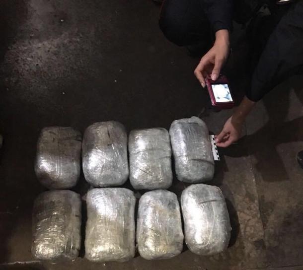 Перевозившего наркотики сотрудника ФСБ России задержали на Кубани