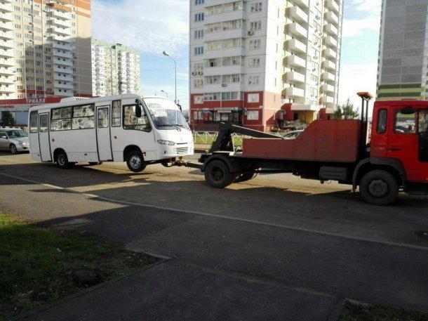ВКраснодаре автобусный маршрут в«Мега Адыгея» оказался преступным