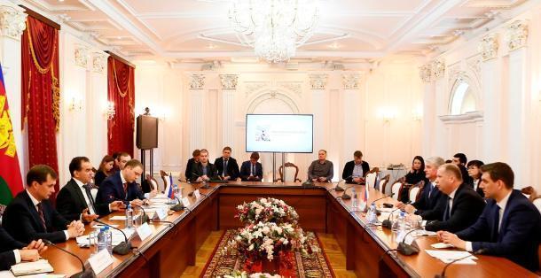 В шесть раз увеличился товарооборот между Словакией и Краснодарским краем