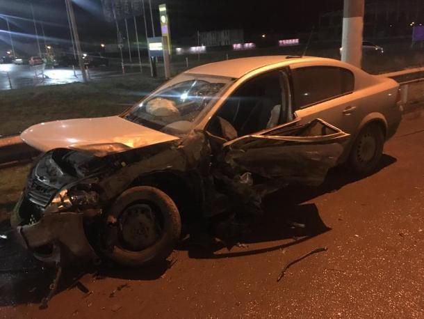 Пьяная женщина на Audi A7устроила массовое ДТП в Краснодаре