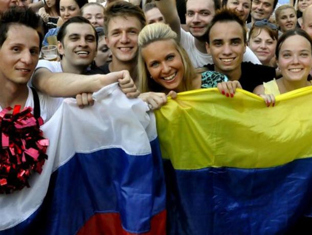 На фестиваль в Сочи ринулась молодежь из США и Украины