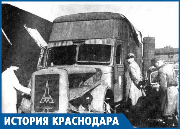 Впервые фашистские «душегубки» применили в Краснодаре