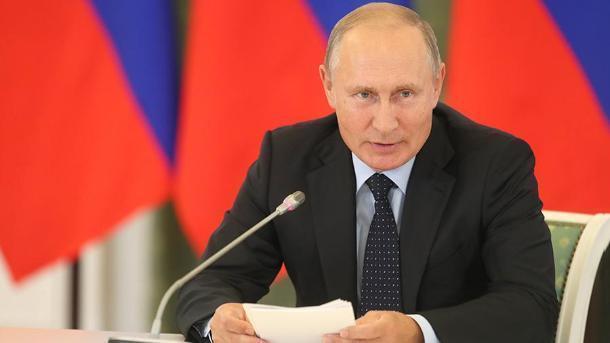 Владимир Путин проведет серию военных совещаний в Сочи