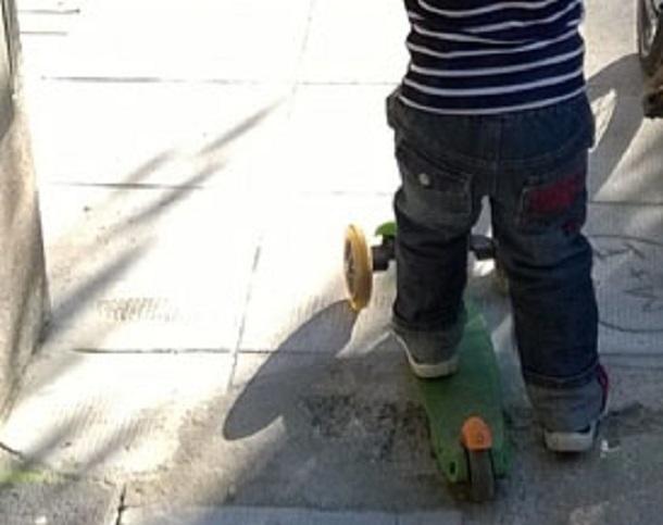 Полиция и Росгвардия ищет трехлетнего ребенка в Краснодаре