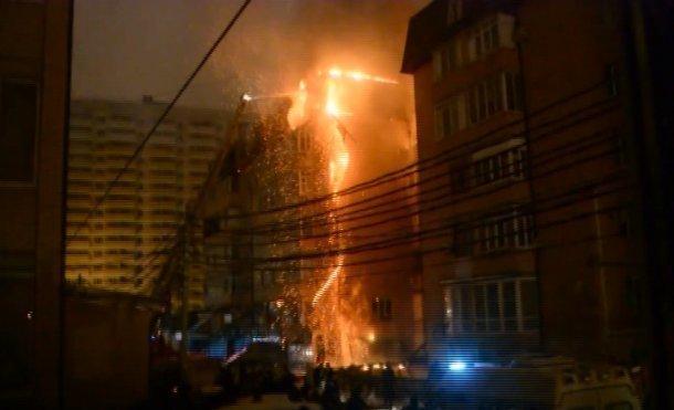 Прокуратура Кубани уличила судебного пристава в халатности после пожара в Музыкальном микрорайоне