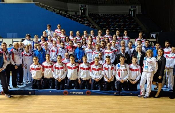 Допрыгались до медалей кубанские батутисты на первенстве и чемпионате Европы