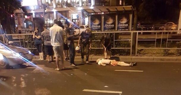 На Ставропольской в Краснодаре сбили мужчину