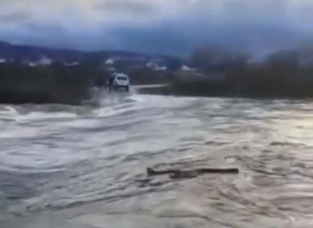 В результате наводнения 900 крымчан остались без газоснабжения