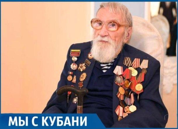 «Во мне до сих пор течет кровь любви всей моей жизни — Катюши», - Ветеран ВОВ из Ейска