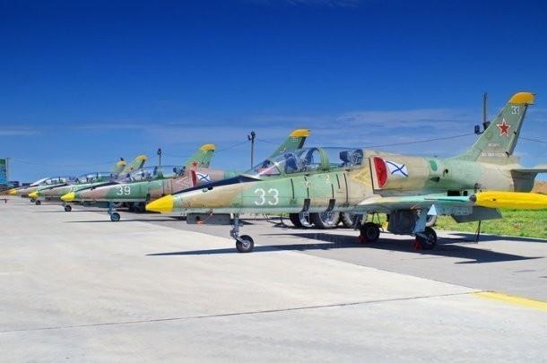 Назвали предварительную причину крушения Л-39 под Ейском