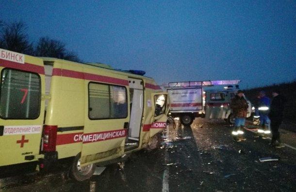 Стали известны подробности аварии под Усть-Лабинском, где погибли 6 человек