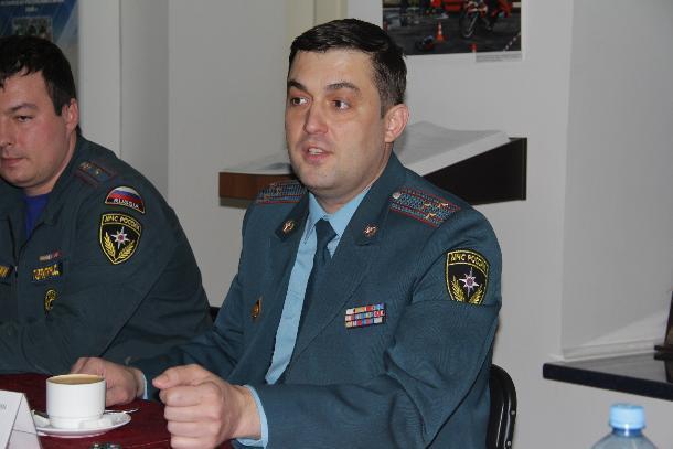 Главный МЧСник Кубани рассказал о своей мечте