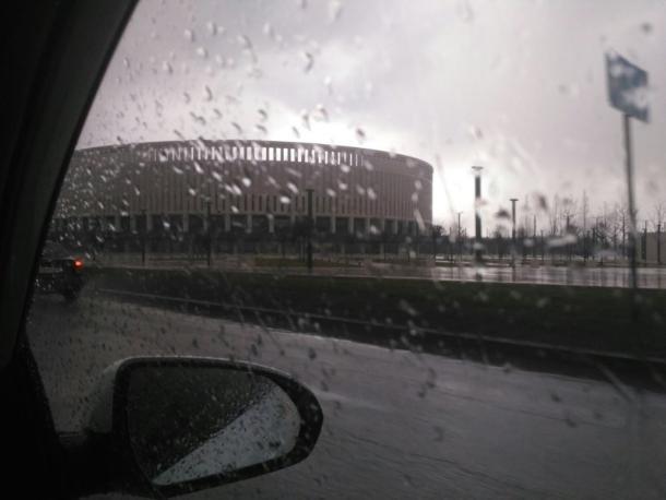 О сильных ливнях с градом и грозой предупредили в МЧС Кубани