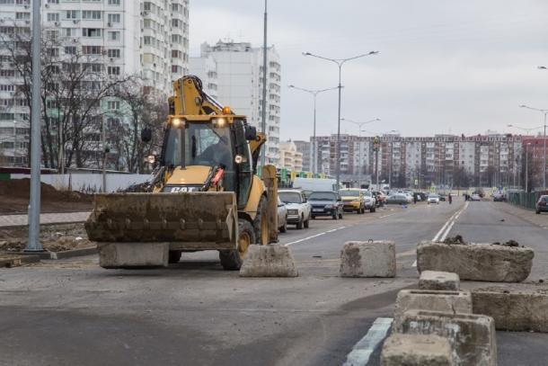 На улице Зиповской в Краснодаре открыли сквозной проезд