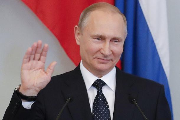 Путин вновь посетит Сочи