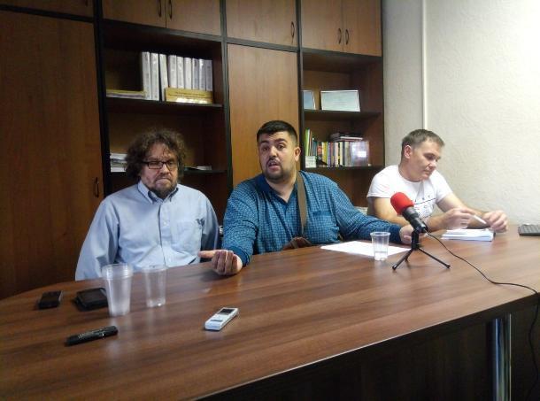 Журналист Евгений Титов подает в суд за клевету на Михаила Абрамяна и «Эковахту» Кубани