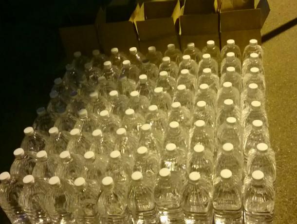 НаКубани около 3 тонн алкоголя изъяли изнезаконного оборота
