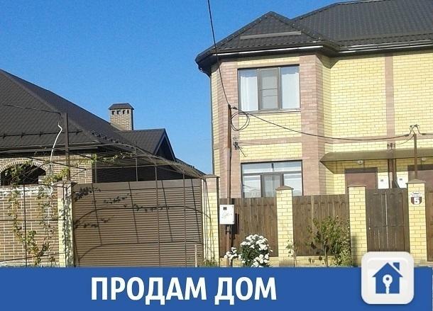 Продается дом на широкой улице Краснодара