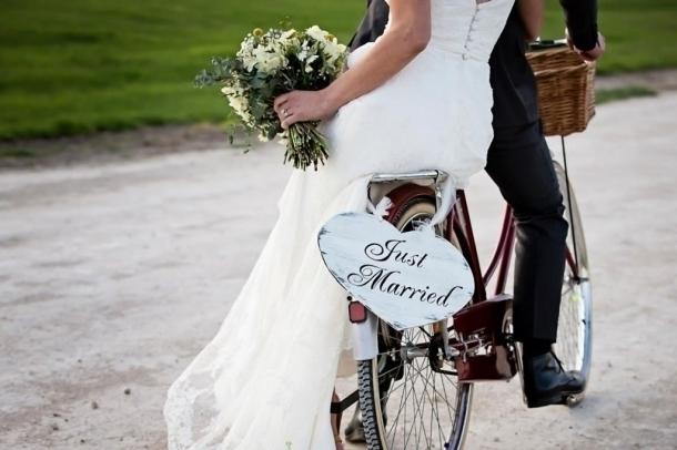 Пара из Новороссийска устроит первую велосвадьбу в городе