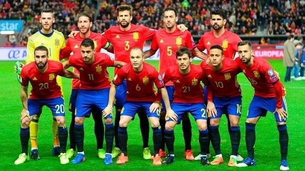 Сборная Испании покинула Краснодар