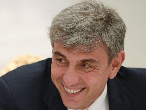 Сергей Галицкий поженил пару в Краснодарском крае