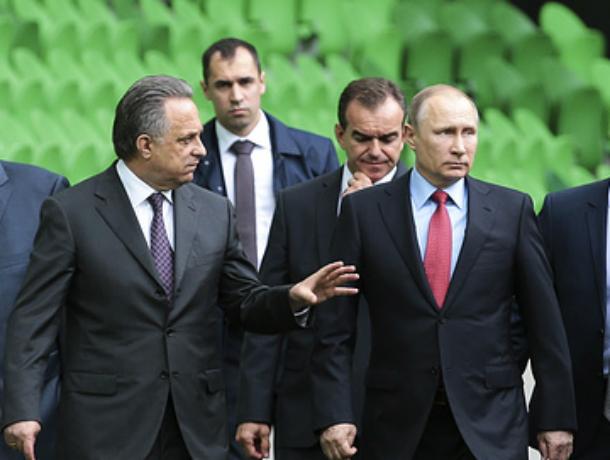 Путин оценил необычную подготовку юных футболистов «Краснодара»: их обучают игре в шахматы