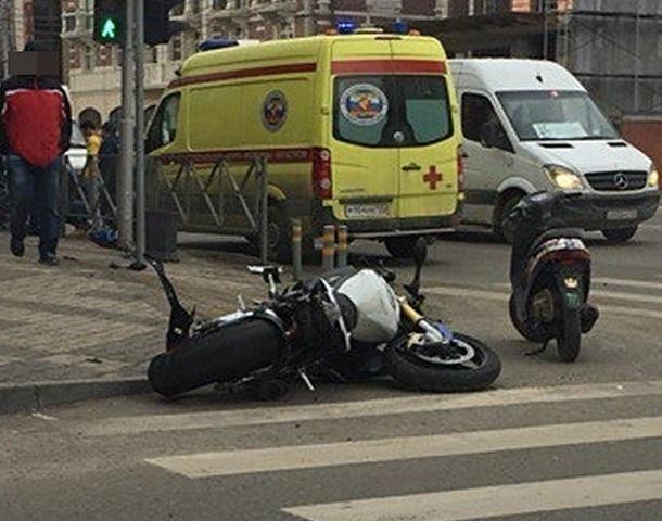 «Цинизм»: козлом и сумасшедшим назвали за секунду до смерти байкера в Краснодаре