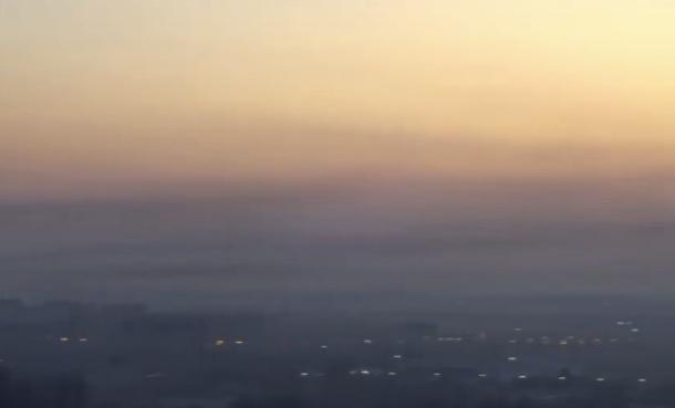 «Уровень загрязнения токсичный», - краснодарцы о дыме в городе в вечернее время