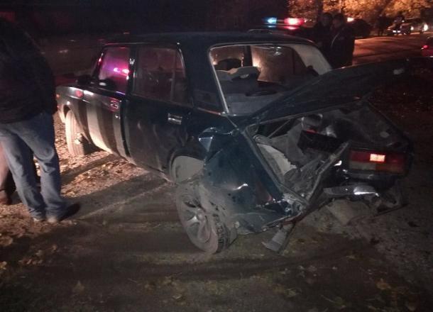 ВКореновске нетрезвый шофёр устроил ДТП, вкотором пострадал 6-летний ребёнок