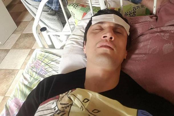 На Кубани неизвестные избили журналиста местной газеты