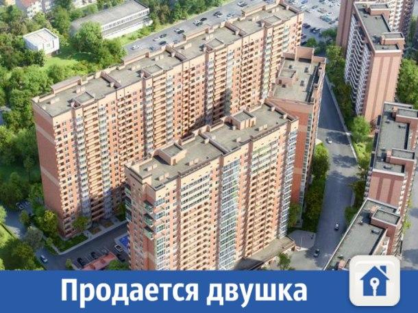 На «Красной площади» в Краснодаре продается двушка