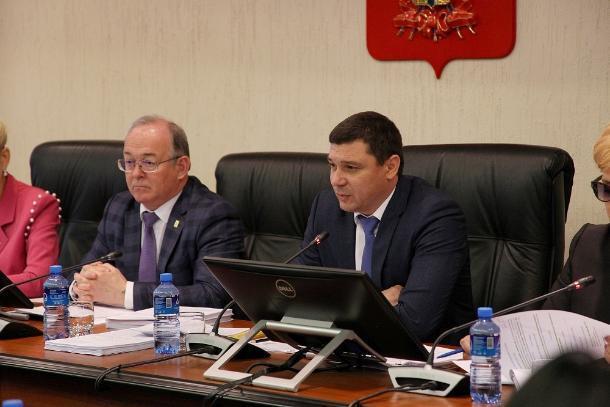 «Впервые за семь лет бюджет Краснодара стал бездефицитным», - мэр Первышов
