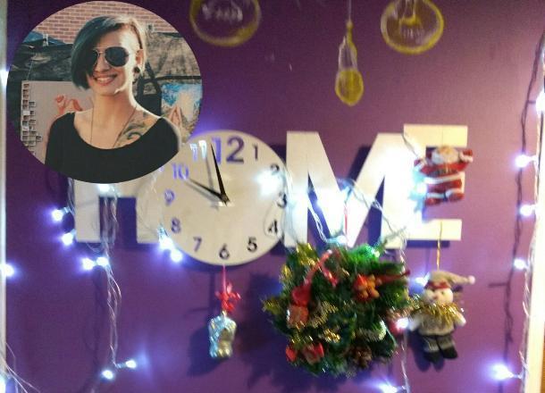 Как  идеально украсить дом к Новому году, рассказала художник-декоратор Анастасия Пономаренко