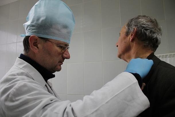 Бесплатно проверить свой организм на наличие опухолей может любой мужчина в Краснодарском крае