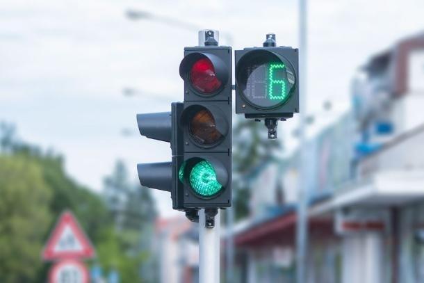 В Краснодаре из-за ливня перестали работать 27 светофоров