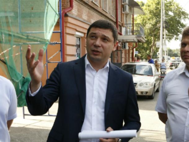 Мэр Краснодара поручил сделать однотипные балконы, чтобы впечатлить гостей города
