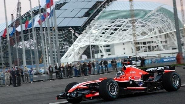 Трасса в Сочи замедлит болиды «Формулы 1» на 4 секунды
