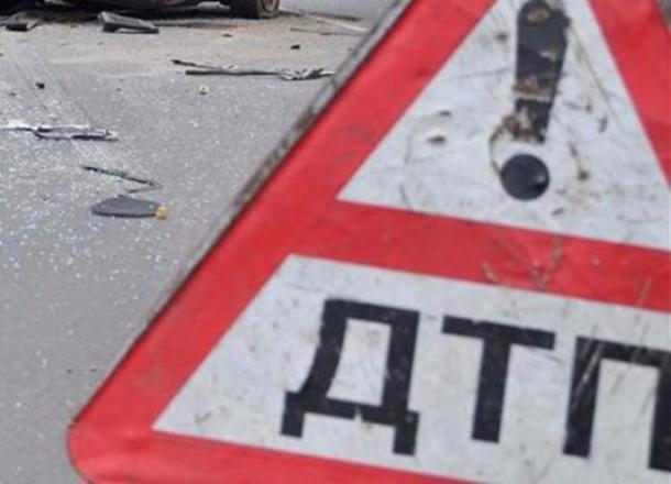 В лобовом столкновении на трассе Белореченска погиб водитель