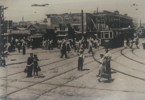 История Краснодара: в екатеринодарские базарные лавки людей заносили на руках
