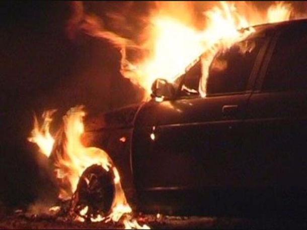 ВСочи мужчина живьем сгорел вмашине после ДТП