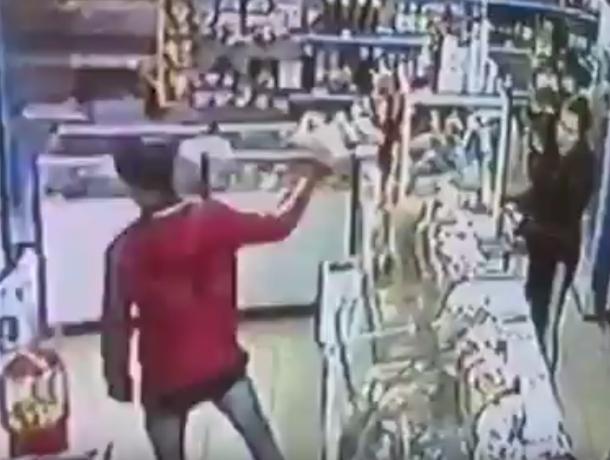«Ограбление по-краснодарски»: молодой человек интересным образом украл печенье