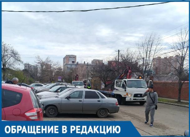 Активиста услышали: на Путевой работают эвакуаторы