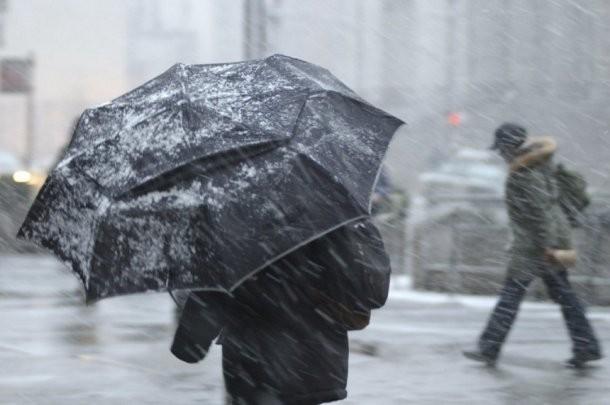На Кубани объявлено экстренное предупреждение из-за сильных дождей