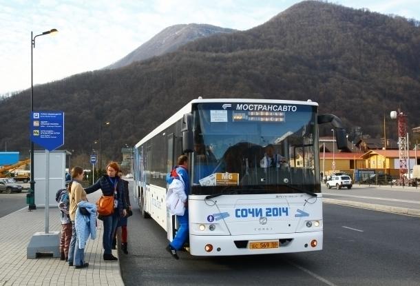 ВСочи поднимутся цены на публичный транспорт