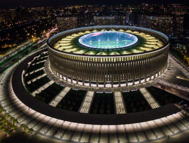 Арена ФК «Краснодар» вошла в тройку лучших стадионов мира
